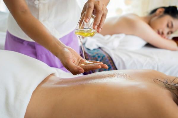 spa massage at the miracle springs resort