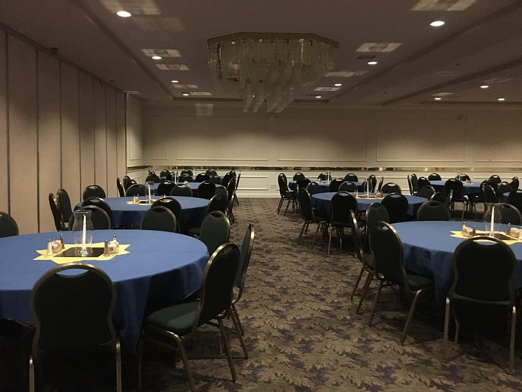 meeting event in the mirage room