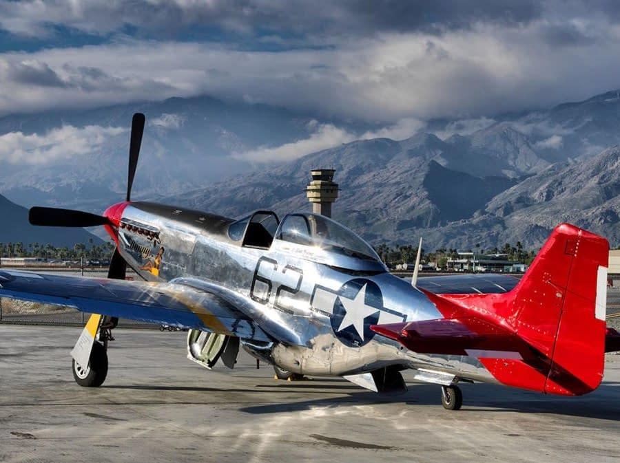 Palm Springs Air Museum in Palm Springs